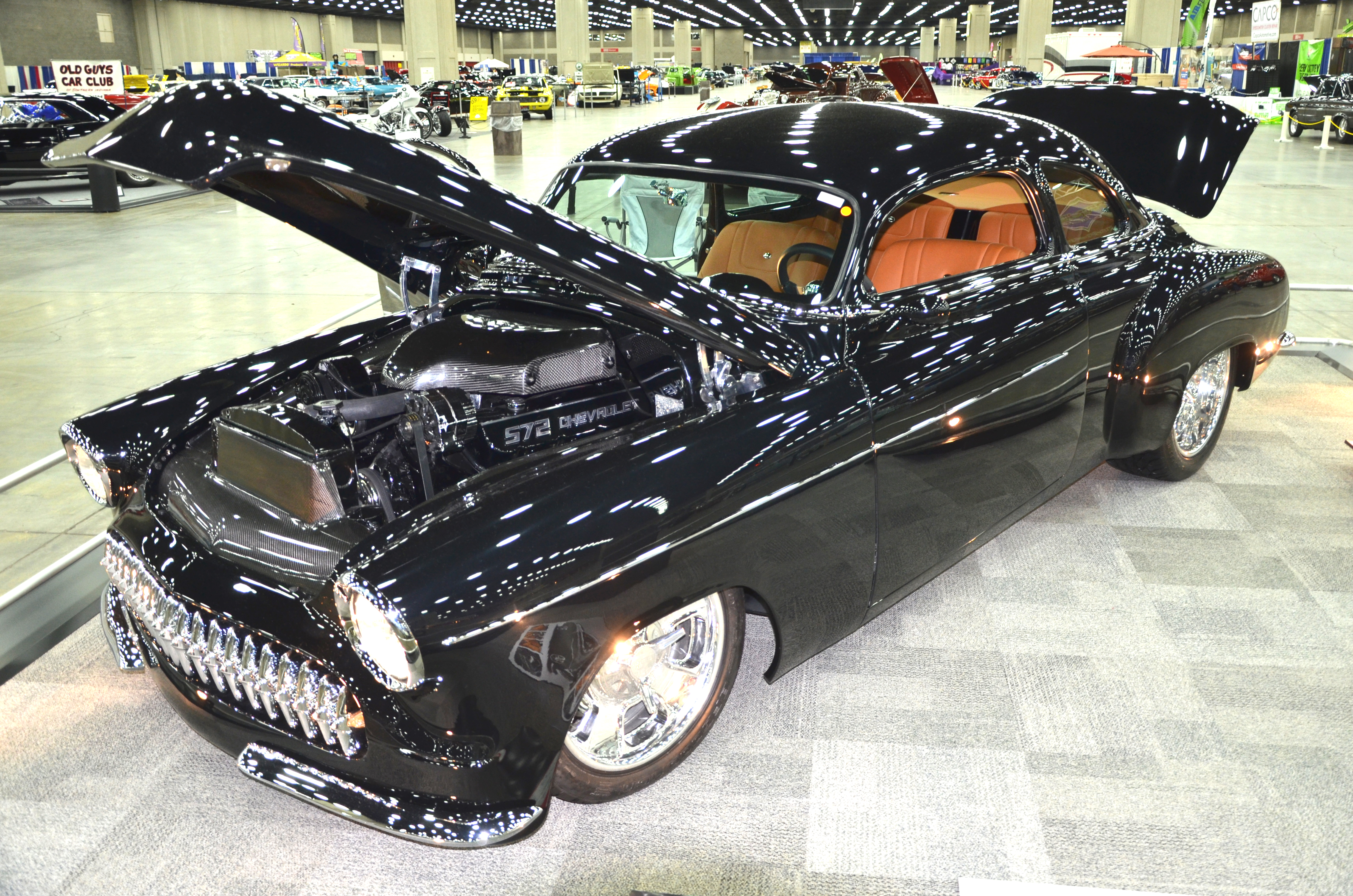 Carl Caspers Louisville Show Celebrates Th Anniversary The - Louisville car show