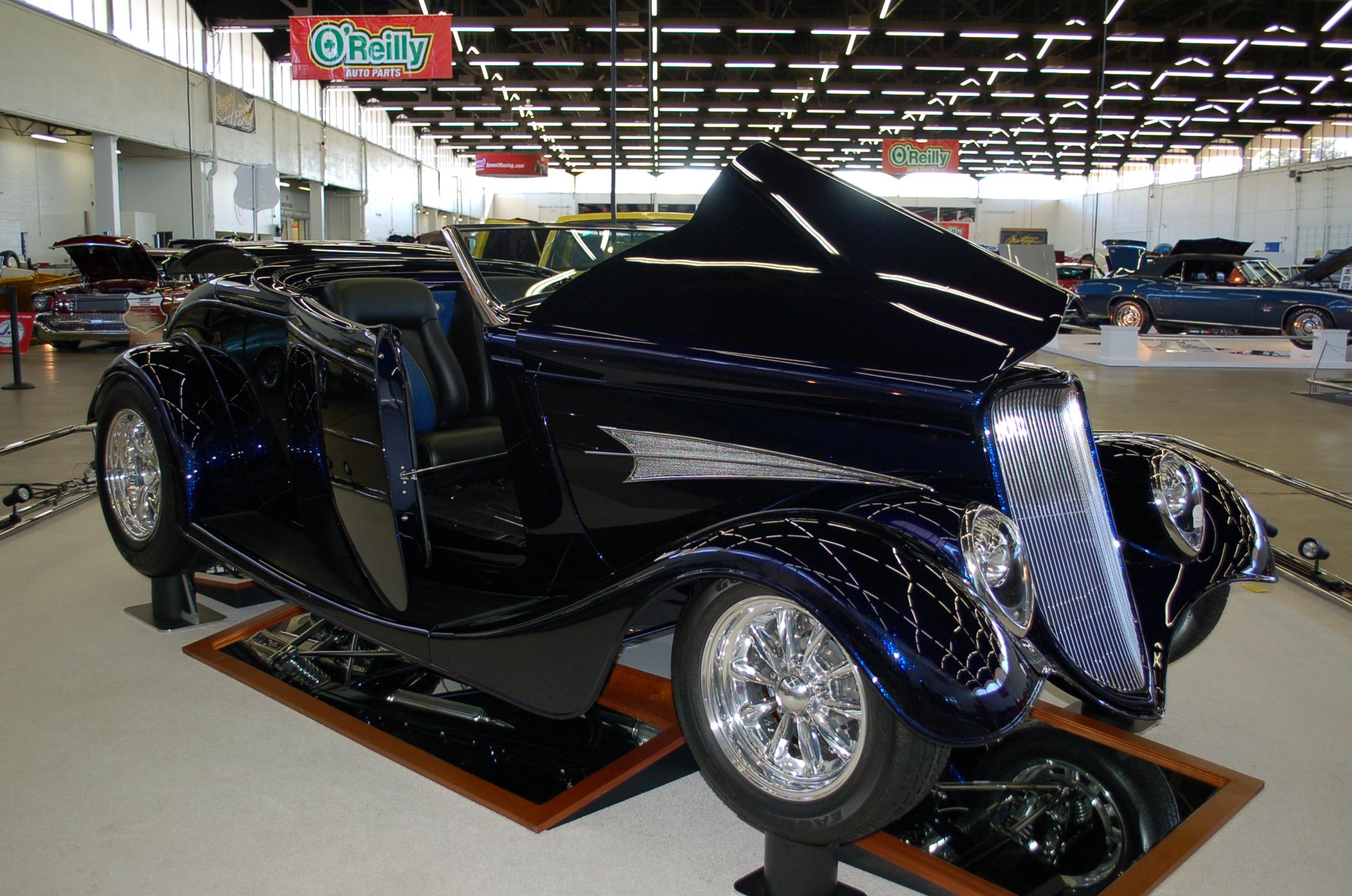 Buddy Jordan's 1933 Ford • Best Rod, Best in Class