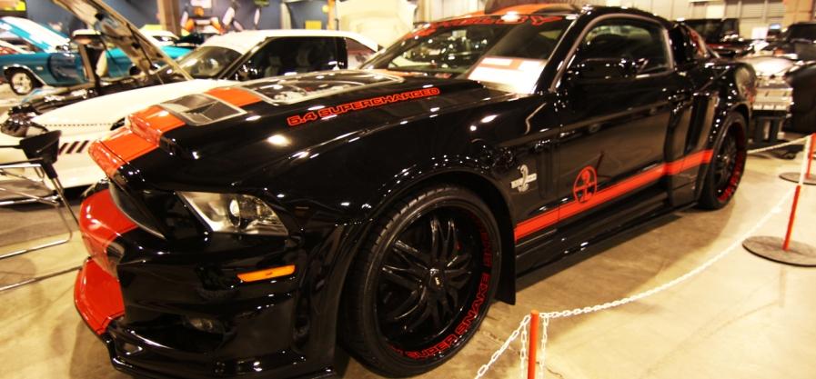 Quebec Salon Auto Sport Crowns Best Canadian And Best