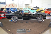 Dana Irvin's 1965 Ford Mustang • Best Street Machine Comp, Best in Class