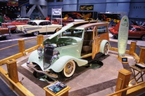 Greg Wilson's 1934 Ford Woody • Outstanding Street Rod