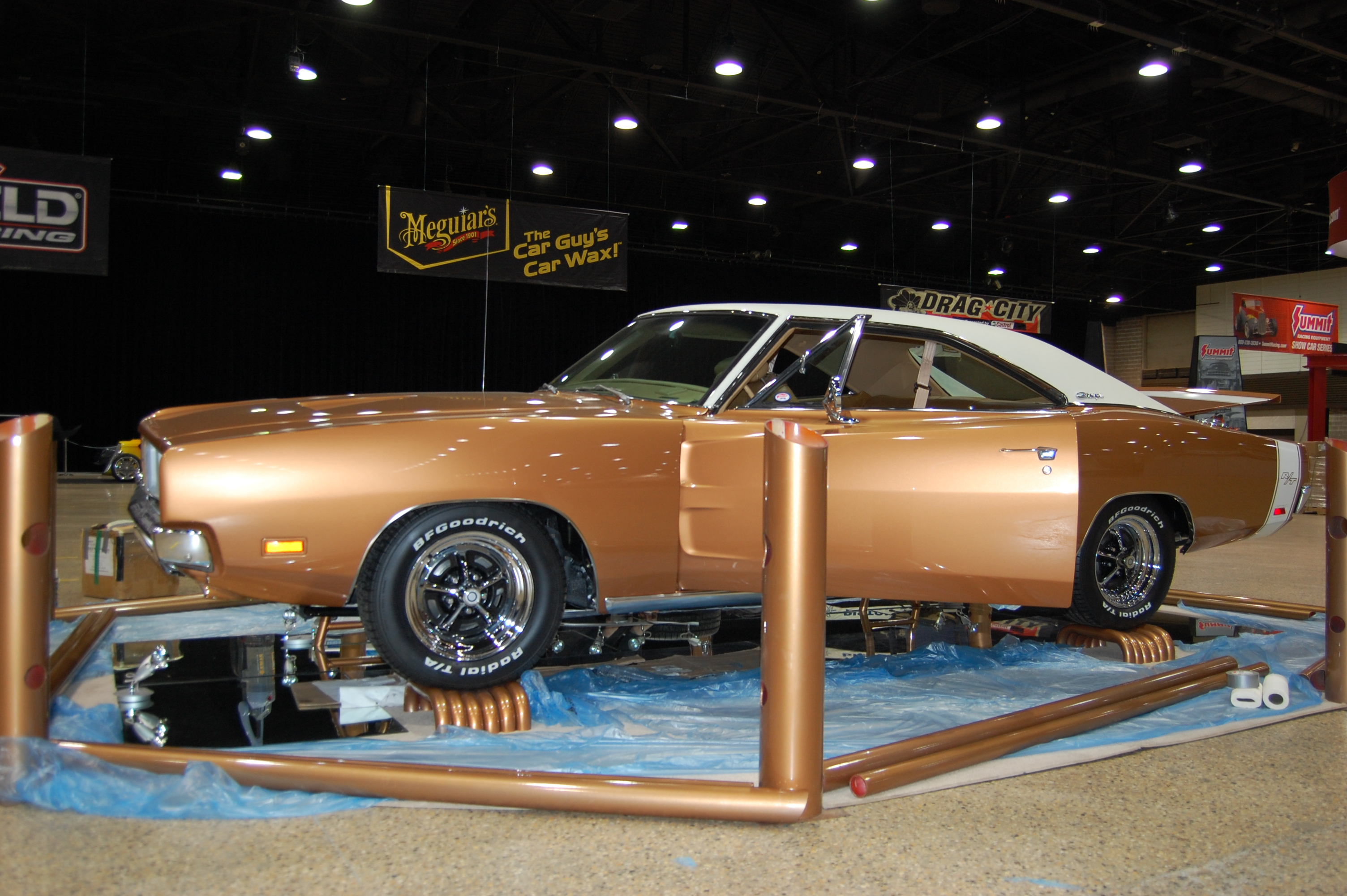 Lippert S 67 Nova Takes Three Top Prizes In Winnipeg