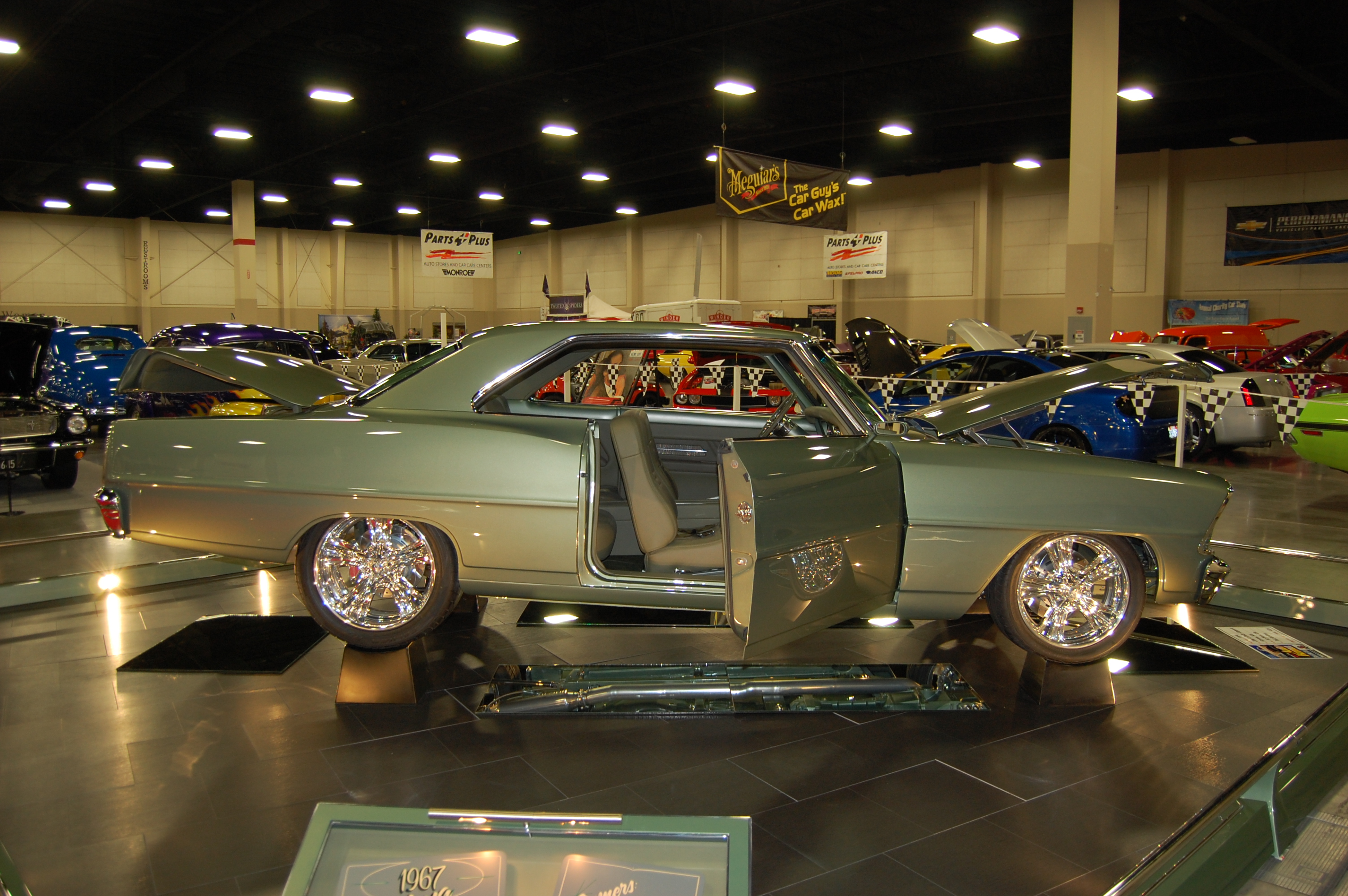 Salt Lake City Autorama Hosts The Best Of The West The