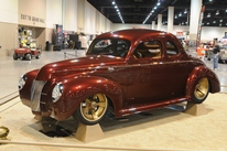 Ron Cizek's 1940 Ford • Mid-America Gold Cup, Best Rod