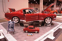 Sean Ripp's 1965 Ford Mustang • Outstanding Custom