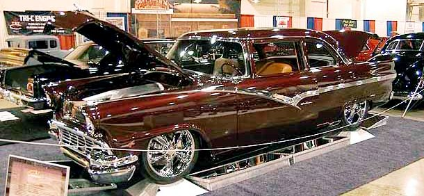 1956 Ford • Best Custom