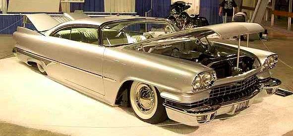 Rogers 1951 Mercury Takes Home Sacramento S Custom D Elegance Award
