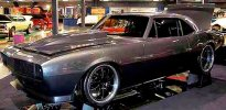 Scott Peterson's 1967 Camaro • Best Street Machine Comp, Best in Class