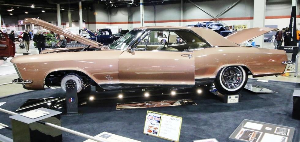 Andrew Starr  -  Springfield, VA  -  1965 Buick Riviera GS
