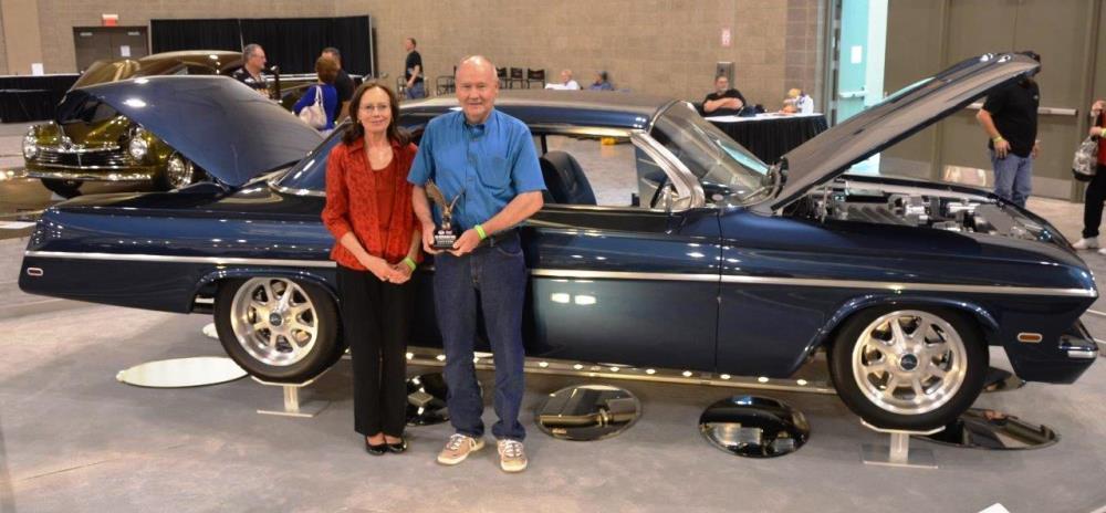 John & Mary Sue Bedenbender — Mount Vernon, TX