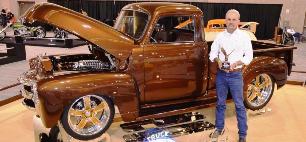 Philip Fairchild — 1955 Chevrolet Pickup