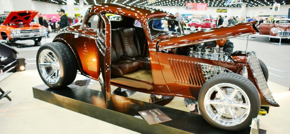 Rocky Boler — 1933 Ford 5-Window Coupe