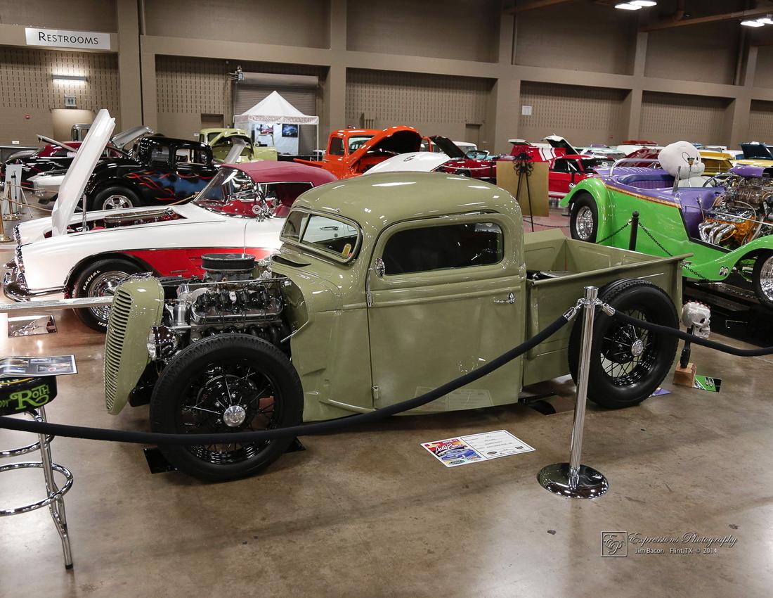 P.J. Cohn - Austin, TX - 1937 Ford Pickup