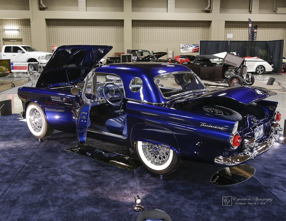 Penny Weiss - Hailey, ID - 1955 Ford Thunderbird