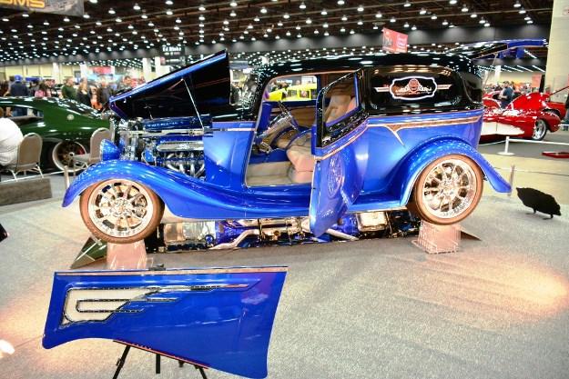 Albert Seese - Lees Summit, MO - 1933 Ford Sedan Delivery