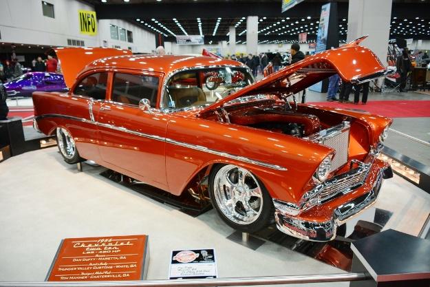 Dan Duffy - Marietta, GA - 1956 Chevrolet 210 Post
