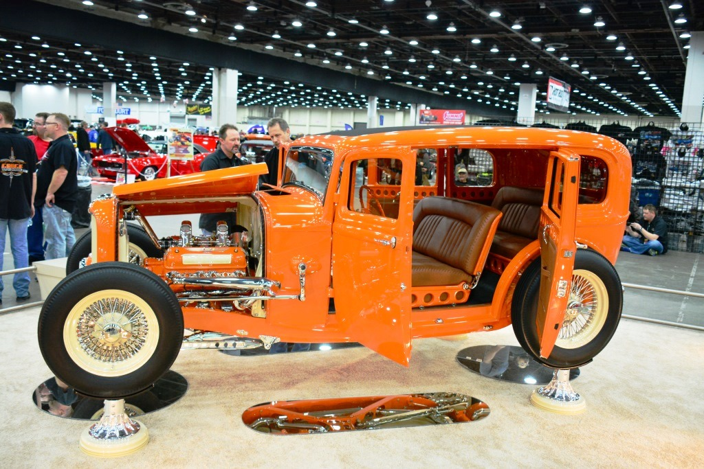 North Brothers Ford >> Detroit, MI   The International Show Car Association
