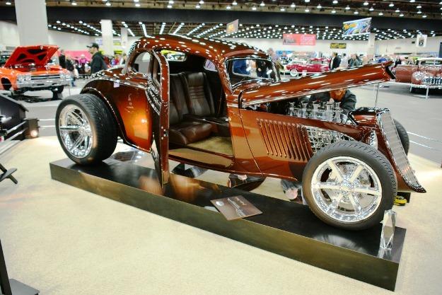 Rocky Boler - Southampton, NY - 1933 Ford 5-Window Coupe