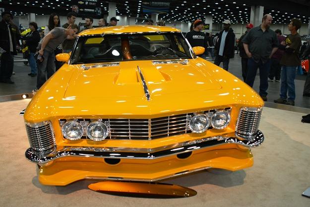 Detroit, MI | The International Show Car Association