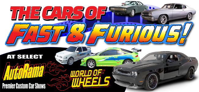 Fast & Furious Web Banner Resized