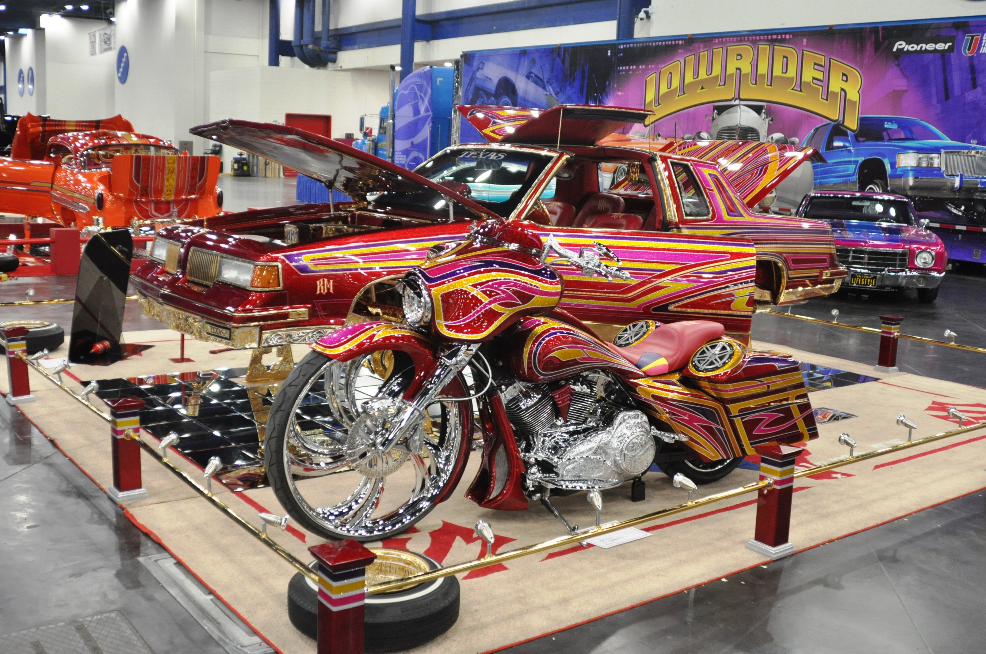 Houston AutoRama Names Magnificent Seven Millwinders Award Winner - Car show houston