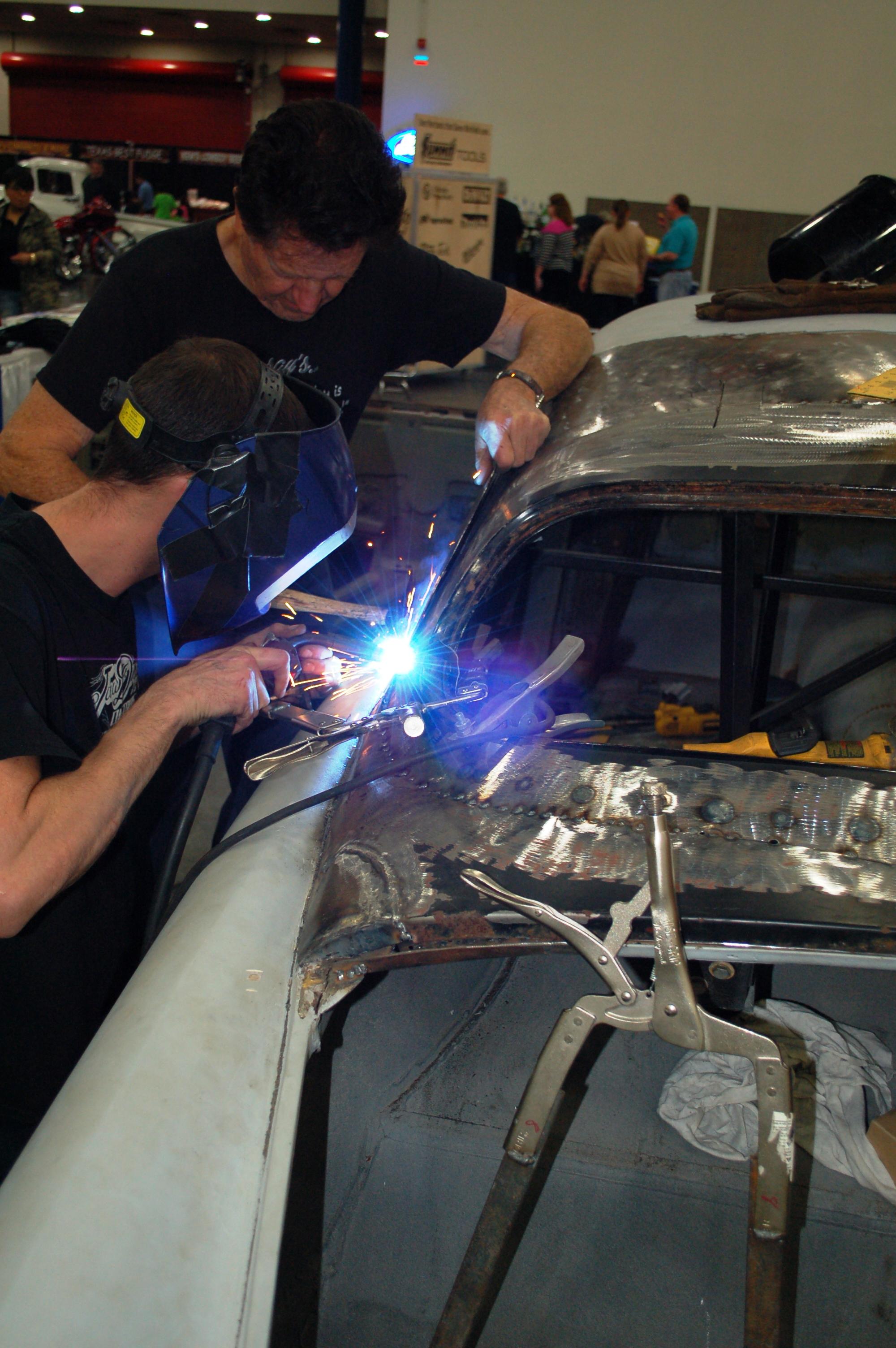 Lone Star Chevrolet Houston Tx >> Houston AutoRama Names Magnificent Seven & Millwinders Award Winner | The International Show Car ...