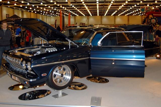 JOhn Bedenbender's 1962 Chevy Impala