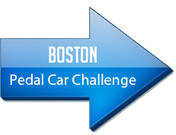 BOSTON PEDAL CAR CHALLENGE