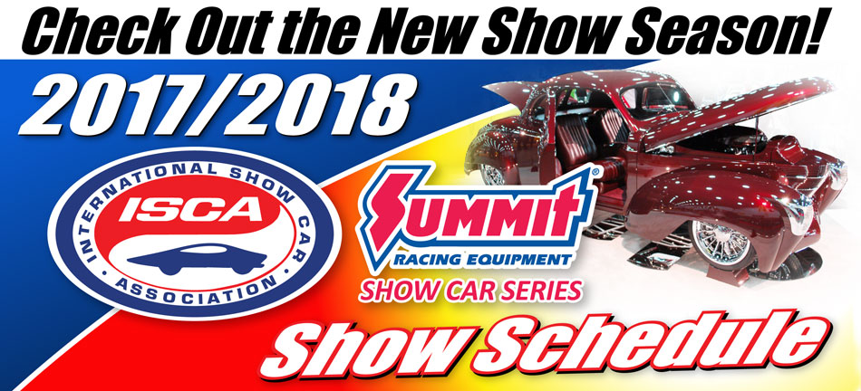 ISCA 2018 Season Schedule Banner