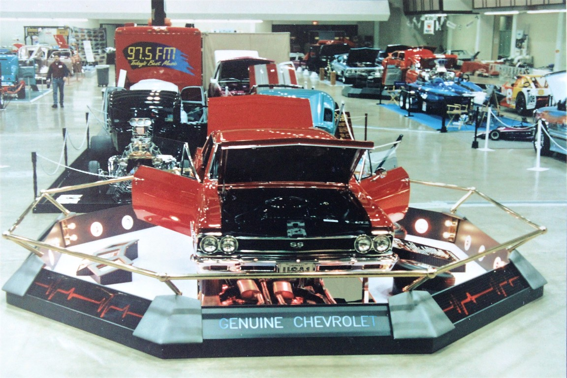 Items For Sale The International Show Car Association - Car show display board stands