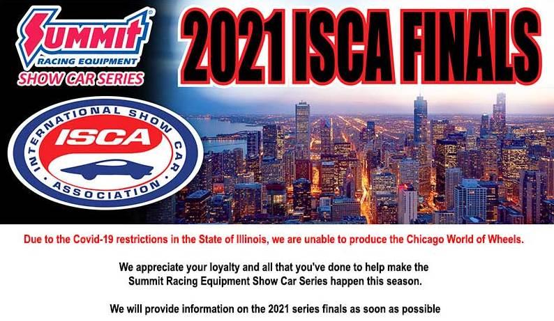 ISCA Finals 2021