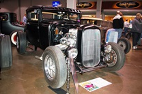 Bruce Pettit 1931 Ford Model A Coupe (6)