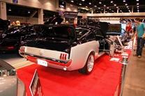 Jason & Jill Frazer 1965 Ford Mustang (7)
