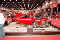Jerry Beasley 1969 Chevrolet Chevelle SS (7)