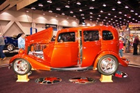 Kenneth Delcour 1934 Ford (14)