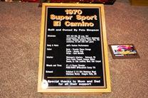Peter Simpson 1970 Chevrolet El Camino (10)