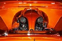 Ronson & Teri Burton 1963 Chevrolet Nova SS (10)