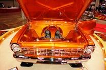Ronson & Teri Burton 1963 Chevrolet Nova SS (11)