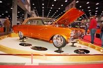 Ronson & Teri Burton 1963 Chevrolet Nova SS (13)