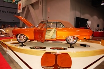 Ronson & Teri Burton 1963 Chevrolet Nova SS (5)