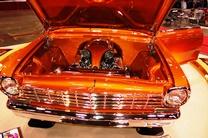 Ronson & Teri Burton 1963 Chevrolet Nova SS (9)