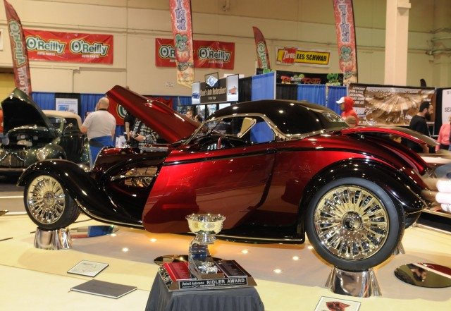 Th Annual OReilly Auto Parts Boise Roadster Show Presented By Les - O reilly car show